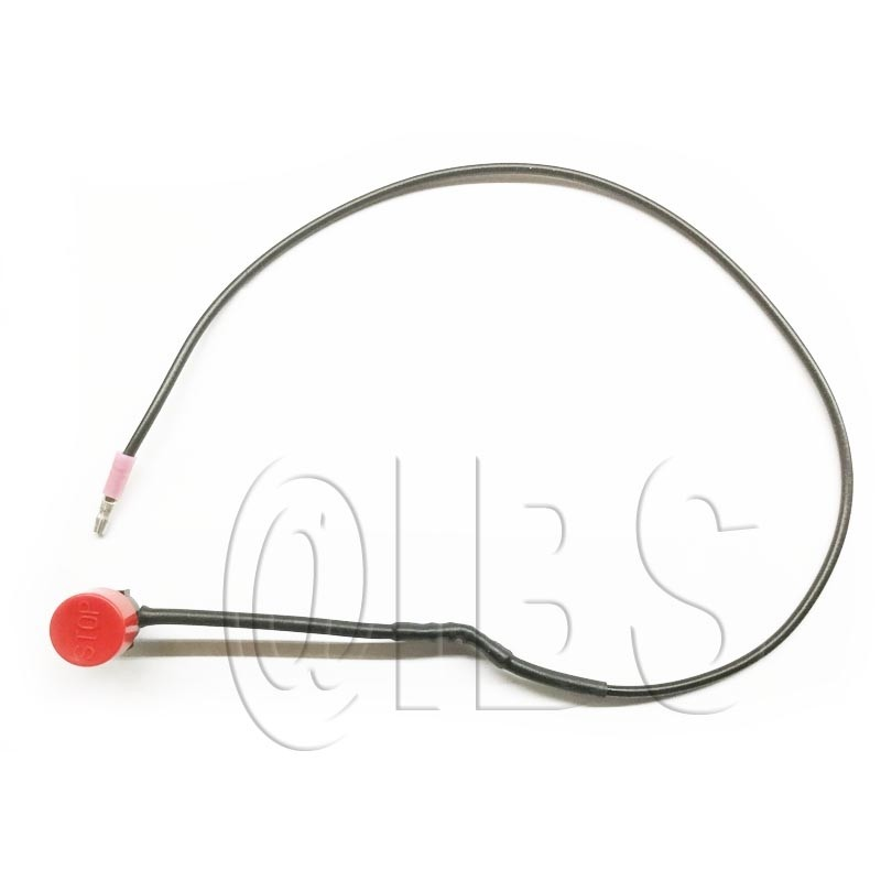 177M1 OZTEC BP35 STOP BUTTON & CABLE ASSY.