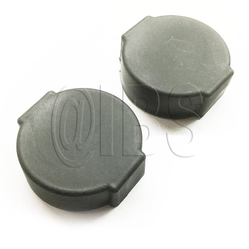 329E2 OZTEC PROTECTIVE CAP, THREADED 2-PACK SET