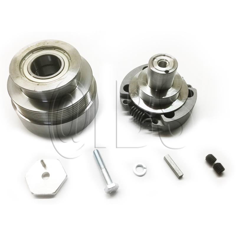 363A1 OZTEC BP-50 COMPLETE CLUTCH ASSY.